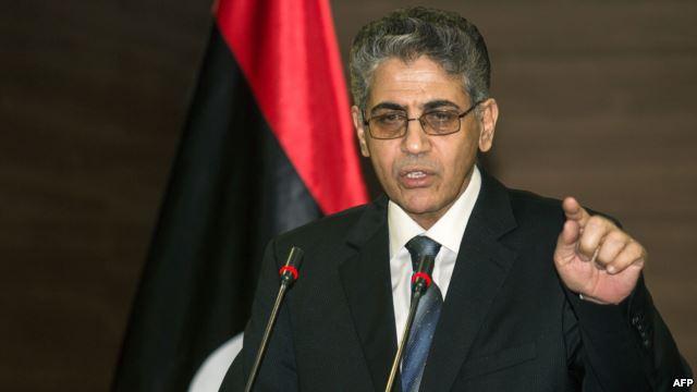 أنباء استقالة الداخلية الليبي عاشور
