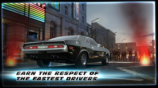 السيارات الرهيبه Fast & Furious أندرويد