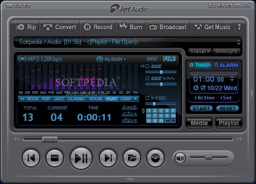الصوتيات الشهير JetAudio