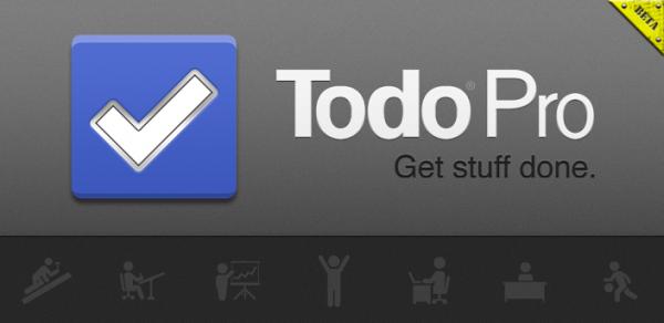 تطبيق إدارة المهام Todo Pro أندرويد