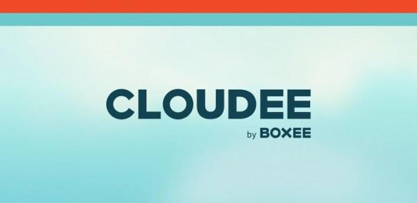 تطبيق Cloudee لمشاركة الفيديو أشخاص محددين