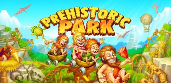 تحميل لعبة Prehistoric Park لبناء حديقة ألعابك قبل