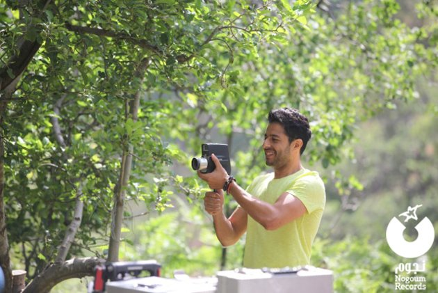 بالصور أول لقطات كليب محمد حماقي الجديد