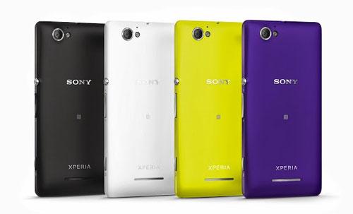 Sony Xperia الجديد شريحتي اتصال
