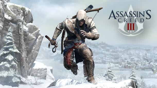 صور لعبة أساسنز كريد3 Assassin's Creed III