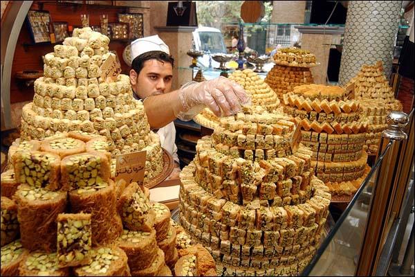 حلويات منوعة حلويات تركية 2012 حلويات جديدة 2012