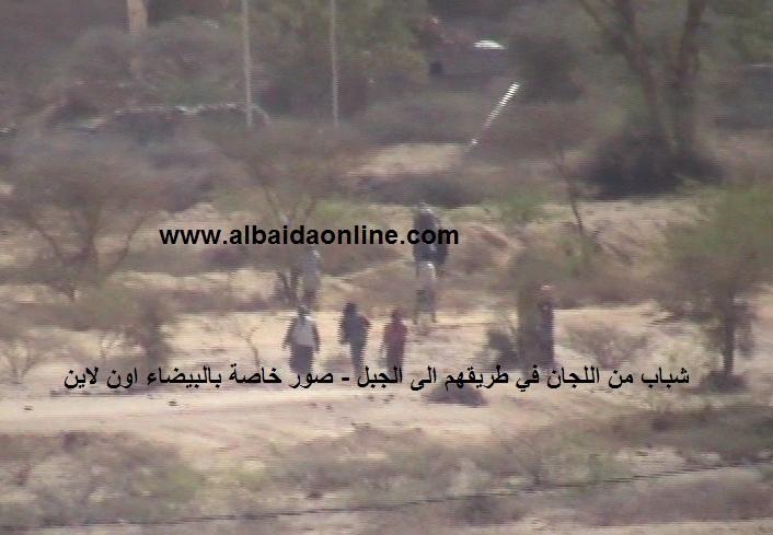 حصرية للمعركة 15/5/2012 القاعدة العشرات انصار الشريعة