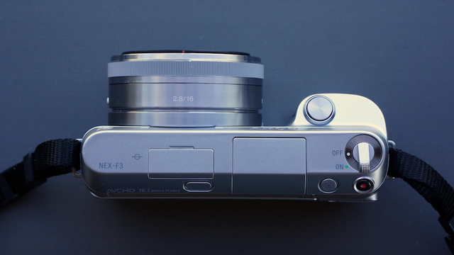 كاميرا Sony NEX-F3 جديد كاميرات سوني