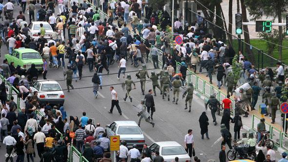 مظاهرات ايران الجمعة 18/5/2012 محتجون مظاهرات الوحدة الخليجية