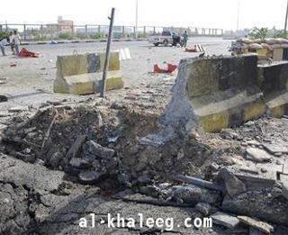 حادثة انفجار السبعين بصنعاء الاثنين 21/5/2012 تفاصيل انفجار