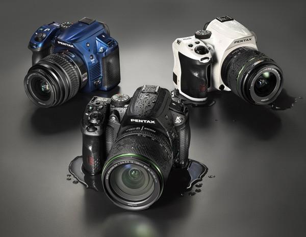 كاميرا Pentax K-30 بنتاكس امكانيات عملاقة