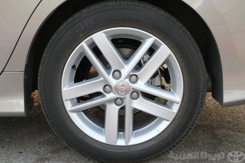 سياره تويوتا 2013 الجديده