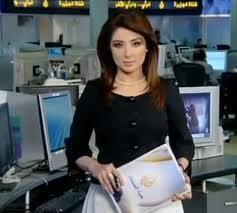 المذيعة ابراهيم الجزيرة ابراهيم السورية ابراهيم