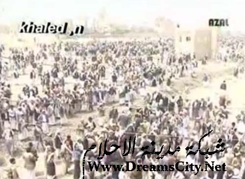 الصلح القبلي الشيخ جمعان والشيخ