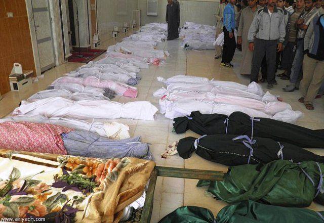 اخبار سوريا الخميس 31/5/2012 سوريا وإعدام مقيدين