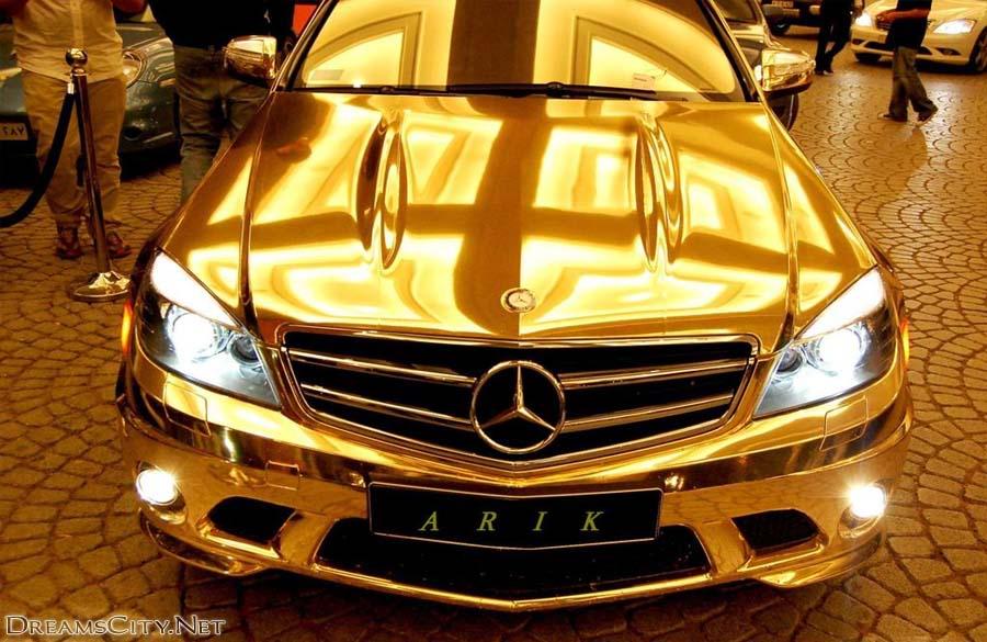 ذهبية سيارات ذهبية خلفيات ذهبية