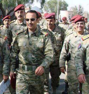 قياده الحرس الجمهوري بخصوص احداث اللواء الثالث