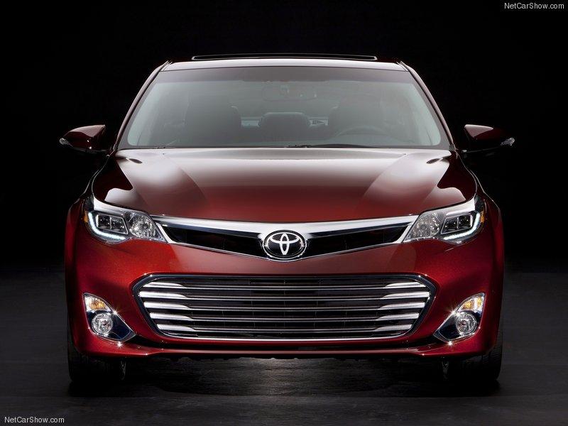 Toyota Avalon 2013 تويوتا أفالون الجديدة 213