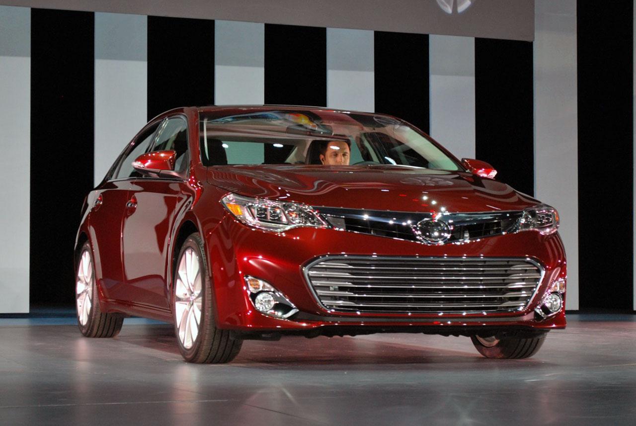 افالون 2013 الجديدة واسعار ومواصفات سياره Toyota Avalon