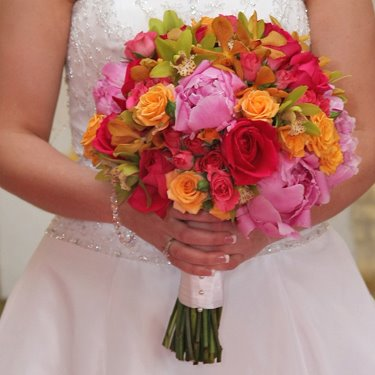 بوكيه العروس للعروس