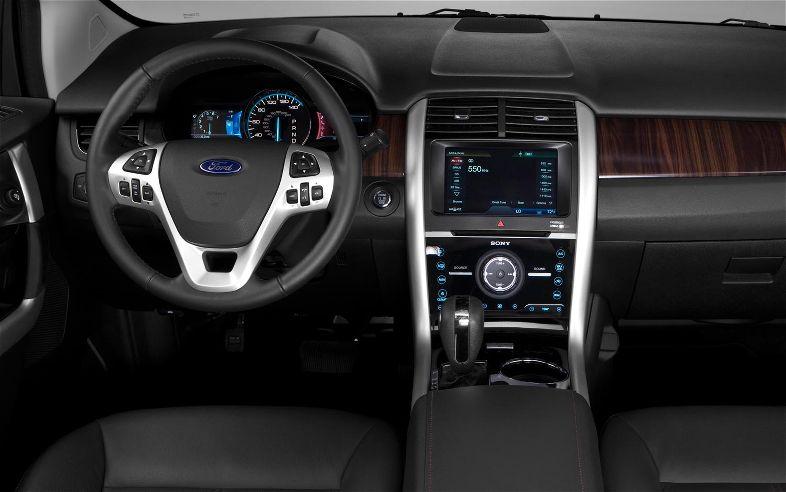سيارات 2012-Ford Edge Ltd 2012 Photo-صور سيارات