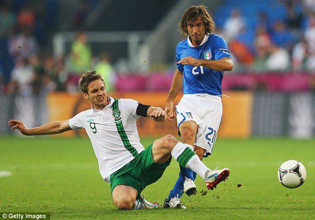 ويوتيوب اهداف مباراة ايطاليا وايرلندا 2012 بالصور والفيديو