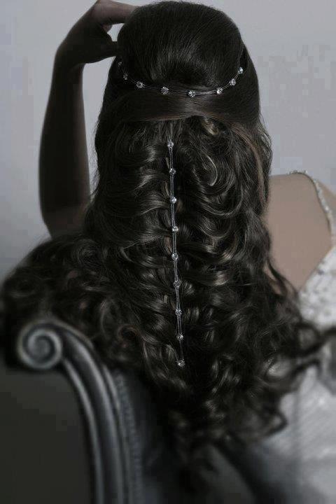 تسريحات الشعر,تسريحات للعرايس