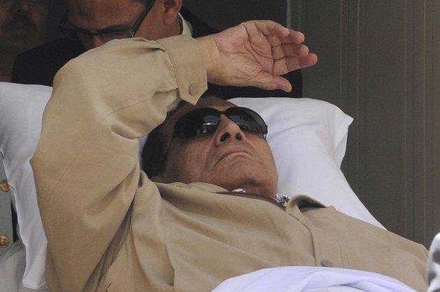 الاخبار وفاة مبارك