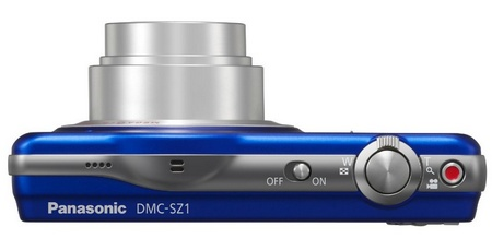 احدث كاميرات باناسونيك panasonic DMC-SZ1