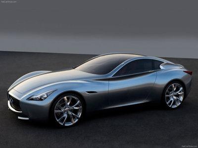 سياره انفنتي 2013 Infiniti essence concept2013