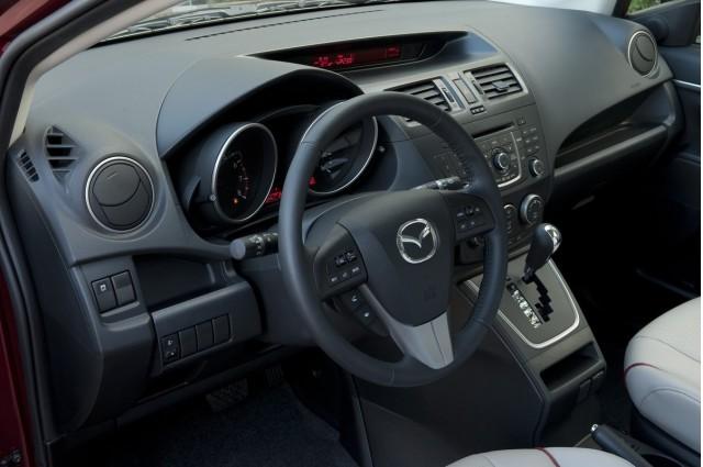 معلومات Mazda MAZDA5 2012