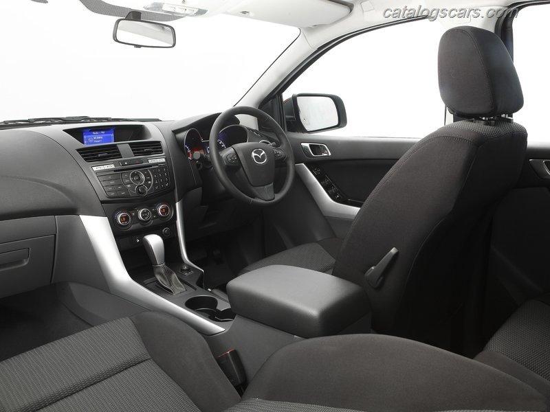 مازداbt-50 2012 سيارة bt-50 2012