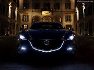 شيناري 2012 Mazda Shinari 2012