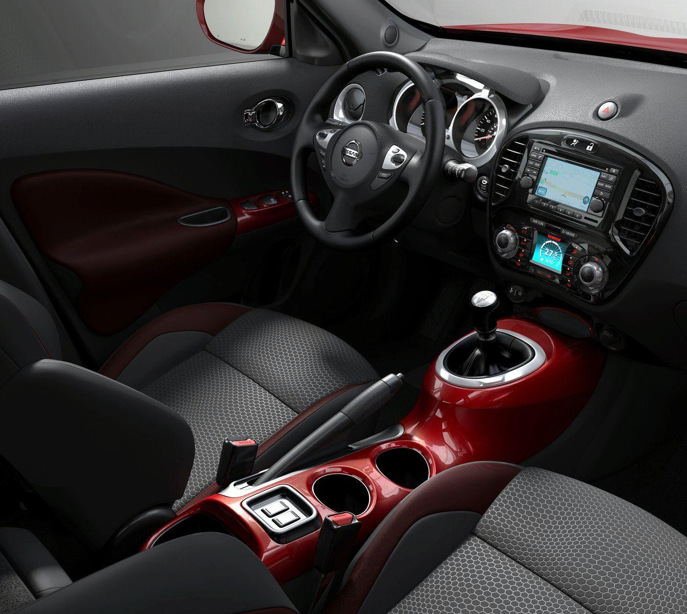 صور سيارة نيسان جوك 2012. نيسان جوك 2012