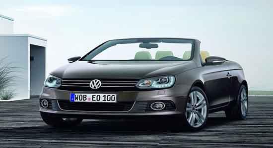 سيارة Volkswagen Eos 2011