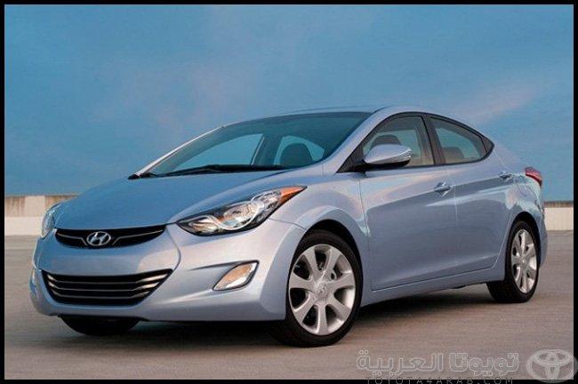 الترتيب العام سيارة مبيعاً السوق الخلجية أبريل الماضي