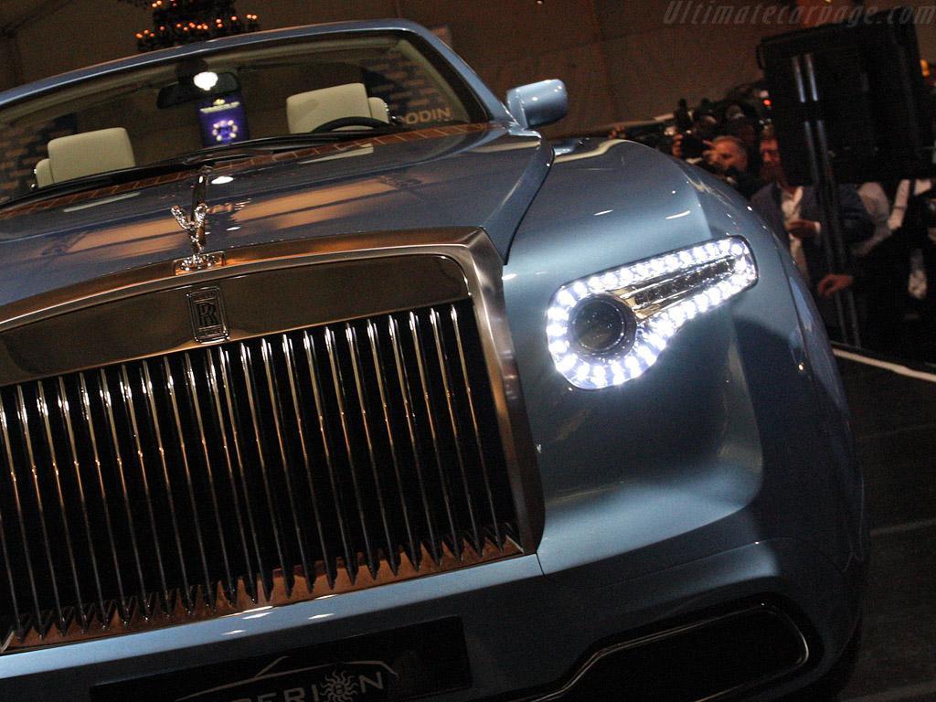 2012 الحدود جمالها الثريا الكلاسكية سيارة