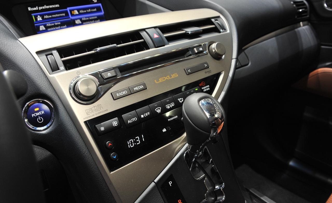 سيارة 450h F-Sport2013 الداخل والخارج والتفاصيل الدقيقة