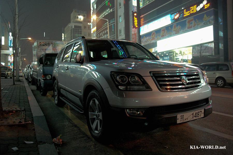 ومعلومات سيارة موهافي KIA mohave 2012 الجديدة