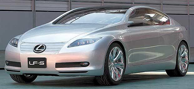 سيارة 2013 الجديدة كلاياً Gs2013