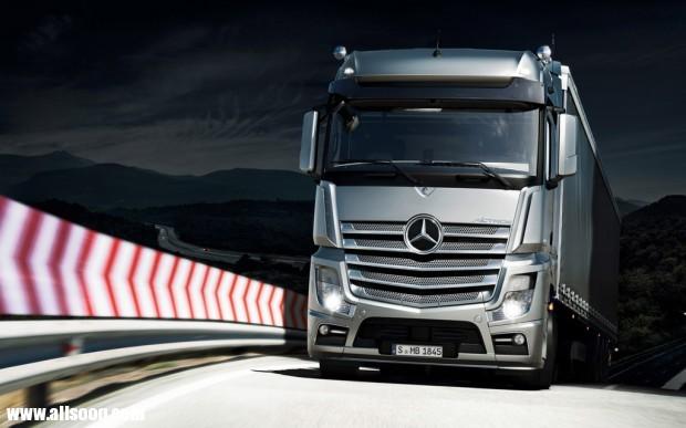 شاحنه اكتروس2013 Mercedes-Benz ACTROS 2013