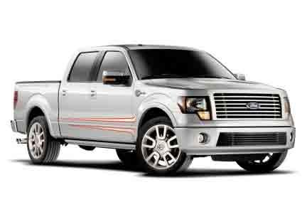 شاحنة F-Series 2013 الجديدة