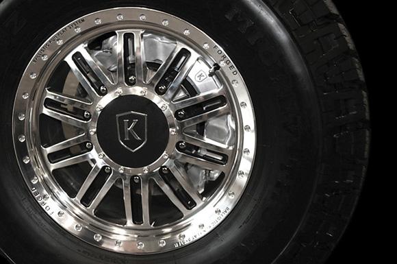 سيارة Knight الرياضية الضخمة سيارة الرصاص