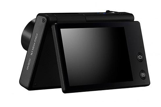 صور كاميرا سامسونج الجديدة Samsung MV800 MultiView