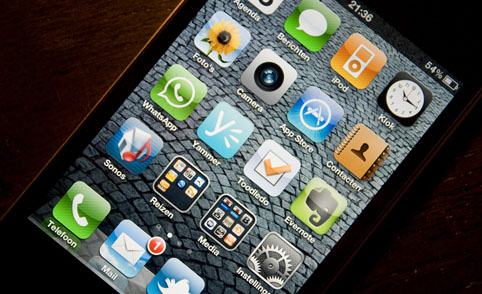 النسخة التجريبية الثالثة iOS الاسواق