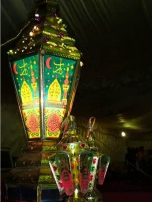 اكسسوار منزلي 2013 ديكور رمضاني