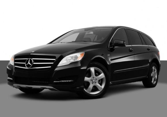 2012 الداخل والخارج Mercedes-Benz R-Class 2012
