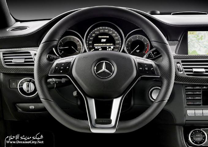 سيارة Mercedes-Benz CL-Class 2012